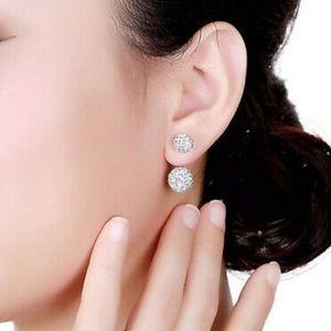 💕Just In💕 Disco Double Ball Earrings